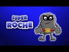 ROCKOMAN est une adaptation évoluée du célèbre jeu ROCHE-PAPIER-CISEAUX Rock, Bart Simpson, Family Guy, Youtube, Fictional Characters, Family Activities, Scissors, Gaming, Paper