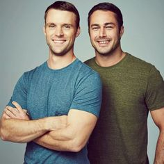 The men of Chicago Fire. LOVE.