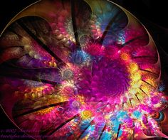 PSYCHEDELIC MAG WHEEL by 1arcticfox on DeviantArt