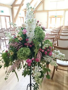 Take a look at the beautiful tea party themed wedding created by Triangle Nursery at Easton Grange Wedding Venue for our lovely couple Hayley and Helen! For more info on weddings, call 01394 385 832 or visit our website for floral ideas @ www.trianglenursery.co.uk