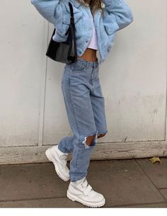 club Wood Working Mode Site - My Life ceaft Pinliy Aesthetic Fashion, Aesthetic Clothes, Look Fashion, 90s Fashion, Fashion Outfits, Fashion Ideas, Fashion Clothes, Winter Fashion, Moda Aesthetic