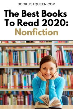 Curious about the best nonfiction books of 2020? Read stunning memoirs and learn more about racism, history, science, or self-improvement with these top nonfiction books to read in 2020.