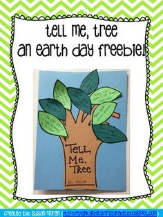 Earth Day Activity Booklet  Earth day Activities and Student
