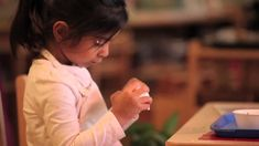 A Peek Inside a Montessori Classroom