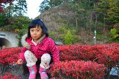 What is mean of that expression? near Kawaguchi lake, Japan.
