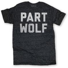 Part Wolf Tee
