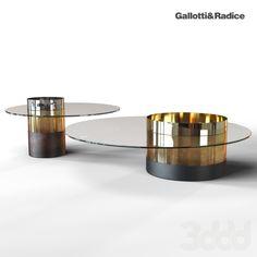 Galotti&Radice HAUMEA coffee table