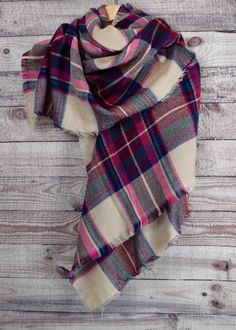 Trending winter item...  This trendy scarf is one of those scarves you watch youtube for. Can be worn as a scarf,...