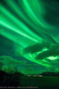 Northern Lights - Enontekiö, Finland