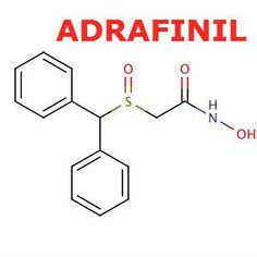 Adrafinil Supplements Chemical Compound Absorb Health