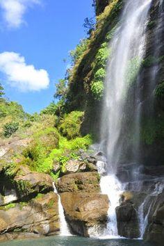 Bomod-ok Falls in Sagada