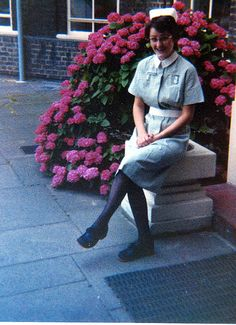 """""""Back in the deep dark late 70's ... at a well known London hospital"""""""