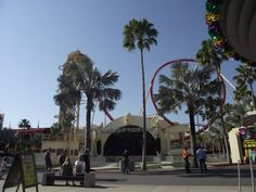 Rip-Ride Rock-it at Universal Orlando. Always fun to use the secret codes to find more songs that you like