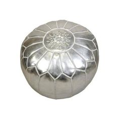 Found it at Joss & Main - Kylie Leather Pouf