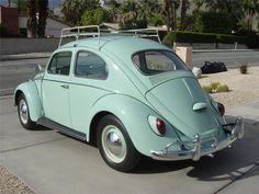 1964 VOLKSWAGEN BEETLE 2 DOOR HARDTOP - Barrett-Jackson Auction Company - World's Greatest Collector Car Auctions