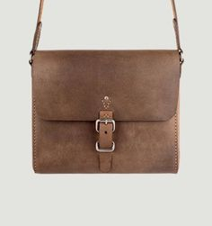 Companion Satchel – Brown