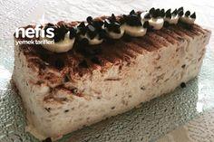 Soğuk Pasta (Dondurma Tadında) Cold Desserts, Desert Recipes, Banana Bread, Deserts, Food And Drink, Cooking, Cake, Ethnic Recipes, Serin