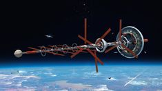 Spaceship art by our good friend Marnix Rekkers. Keywords: various spaceship concept art paintings by marnix rek. Spaceship Art, Spaceship Design, Spaceship Concept, Concept Ships, Hard Science Fiction, Cosmos, 70s Sci Fi Art, Space Battles, Star Wars Concept Art
