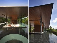 Water-Cooled House » Wallflower Architecture + Design | Award winning Singapore architects