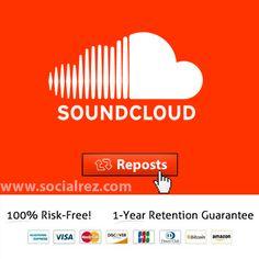 Buy Soundcloud Reposts #buy #get #soundcloud #followers #plays #likes #downloads #reposts #comments #promotion http://www.socialrez.com/product/buy-soundcloud-reposts/