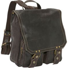 Rucksack Backpacks - Pin it :-) Follow Us :-)) zCamping.com is your Camping Product Gallery ;) CLICK IMAGE TWICE for Pricing and Info :) SEE A LARGER SELECTION of rucksack backpacks  at http://zcamping.com/category/camping-categories/camping-backpacks/rucksack-backpacks/ -  hunting, bags,camping, backpacks, camping gear, camp supplies -   David King Co. Distressed Leather Laptop Backpack – Chocolate « zCamping.com