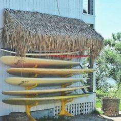 Kayak Storage | Oh, Ro-obb!! |