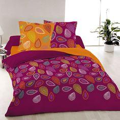 Arabella - Cotton Bed Linen Set (Duvet Cover & Pillow Cases)