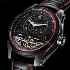 Montblanc TimeWalker ExoTourbillon Minute Chronograph Limited Edition 100
