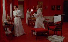 Cries and Whispers (1972, Ingmar Bergman) /  Cinematography by Sven Nykvist
