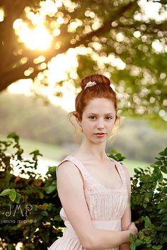 Spring Senior Portrait  www.jennamichelephotography.com