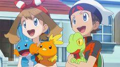 Pokemon Omega Ruby & Alpha Sapphire: Mega Special Animation at Gogoanime Pokemon Rosa, Pokemon Alpha, All Pokemon, Pokemon People, Sapphire Pokemon, Pokemon Omega Ruby, Generation 2 Pokemon, Omega Ruby Alpha Sapphire, Ruby Sapphire