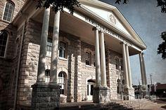 Title  Hamilton County Courthouse   Artist  Joan Carroll   Medium  Photograph - Digital Photograph