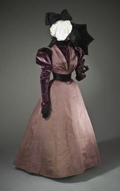 Dress Rouff, 1897 The Los Angeles County Museum of Art - OMG that dress!