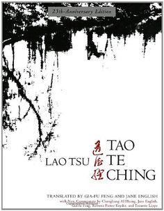 Tao Te Ching, 25th-Anniversary Edition (English and Mandarin Chinese Edition)  By Lao Tzu
