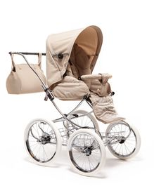 Cochecito de bebe Classica Balestrino Inglesina Vernice