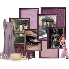 """Megara"" formal gown by srta-sr on Polyvore - Hercules"