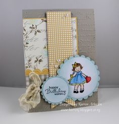 KarrenJ - Stamping Stuff: Merry Monday - Say What? Stamping Up Cards, Milestone Birthdays, Happy Birthday Wishes, Baby Cards, Stampin Up, Card Ideas, Greeting Cards, Merry, Paper Crafts