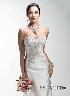 Large View of the Nakara Bridal Gown