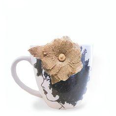 Coffee MugsNatural Hair ArtOversized Mug Etsy Mugs Natural Hair Mugs Handmade MugUnique coffee mug (18.00 USD) by RosalindBNix