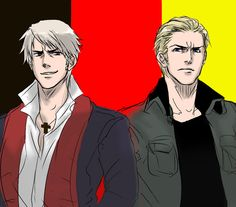 YES Germany and Prussia
