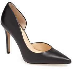 $78, Jessica Simpson Claudette Pump. Sold by Nordstrom. Click for more info: https://lookastic.com/women/shop_items/138520/redirect
