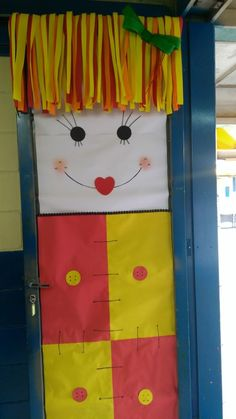 Porta decorada Classroom Decor, Preschool, Creations, Arts And Crafts, Doors, Activities, Education, Day, Kids