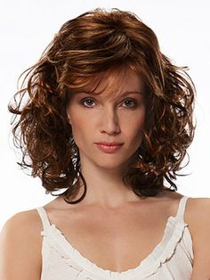 Jessica Medium Synthetic Wig by Jon Renau, Classic Collection