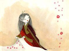 Coso de Ilustradores: Japonesas