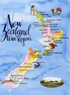 Henderson and Kumeu in West Auckland - New Zealand wine regions. New Zealand Wine, New Zealand Food, New Zealand Houses, New Zealand Travel, New Zealand Art, Kiwiana, Thinking Day, In Vino Veritas, South Island