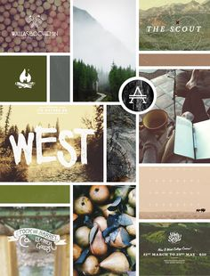 Moodboard: Wandering Outdoorsman by maiamcdonald for Julep