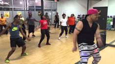 Let's Get It Started -MC Hammer- Zumba Routine