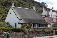Rhodes' Cottage is to be found at 246 Main Road, Muizenberg, south of Cape Town, South Africa. The thached cottage is declared a heritage site. It is here that Cecil John Rhodes spent his final years. Most Beautiful Cities, Beautiful World, John Rhodes, South Afrika, Knysna, Cape Town South Africa, Port Elizabeth, Kwazulu Natal, Homeland