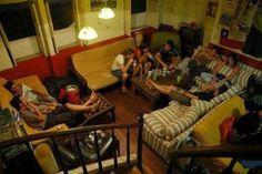 Hosteles Recomendados en Brasil por Green Toad Bus!