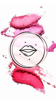 Lip Wallpaper, Wallpaper Quotes, Wallpaper Backgrounds, Wallpapers, Instagram Feed, Instagram Story, Makeup Business Cards, Collage Background, Insta Icon